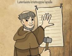 Naulan kantaan – Luterialaista kristinoppia lapsille
